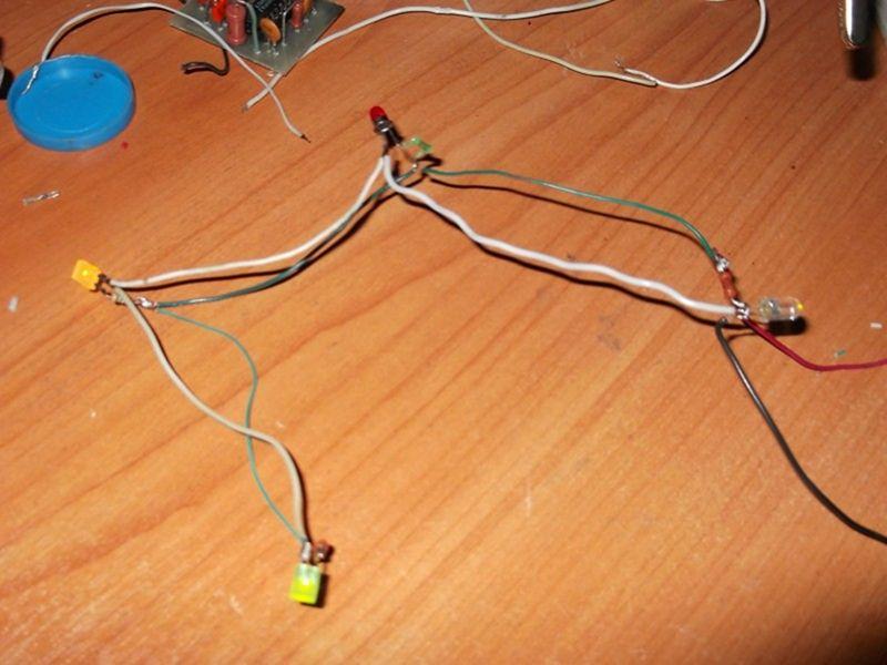Как сделать светодиодную лампу чтобы не мигала7