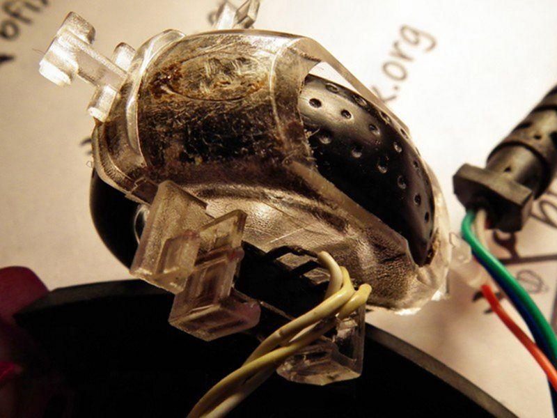 Как отремонтировать мышь?