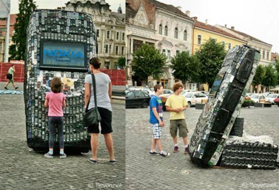 Скульптуры из мусора своими руками на  www.mozgochiny.ru _08