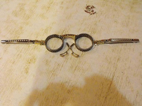 Самодельные стимпанк очки (Фото 17)