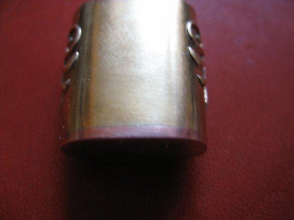 Винтажная флешка. Ч.5 Львы на колпачке. (Фото 8))