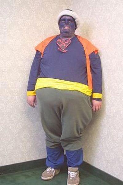 Худшие Самодельные Костюмы супергерев 009