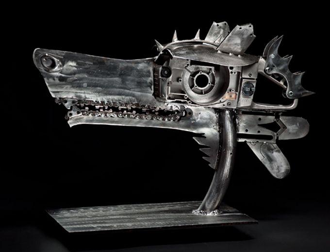 Скульптуры Peter McFarlane