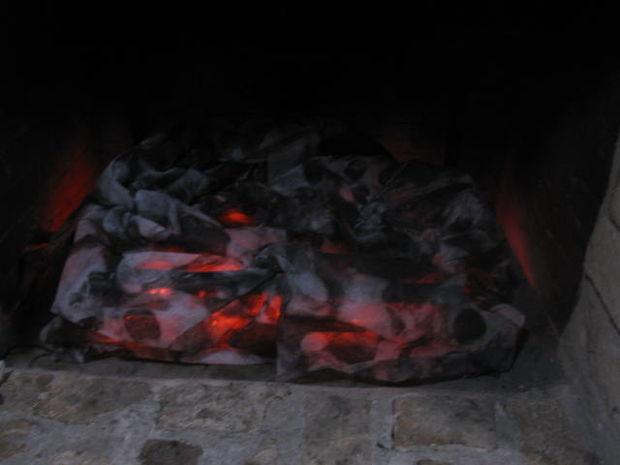 Маскировка огня