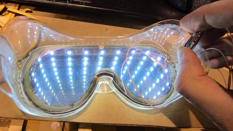 Мозго Очки своими руками - необычные самоделки к карнавалу или костюму супергероя от sTs - Brain Glasses  from mozgochiny(31)