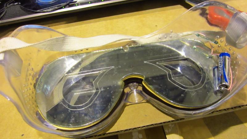 Мозго Очки своими руками - необычные самоделки к карнавалу или костюму супергероя от sTs - Brain Glasses  from mozgochiny(37)