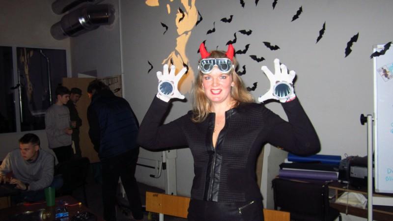 Мозго Очки своими руками - необычные самоделки к карнавалу или костюму супергероя от sTs - Brain Glasses  from mozgochiny(50)