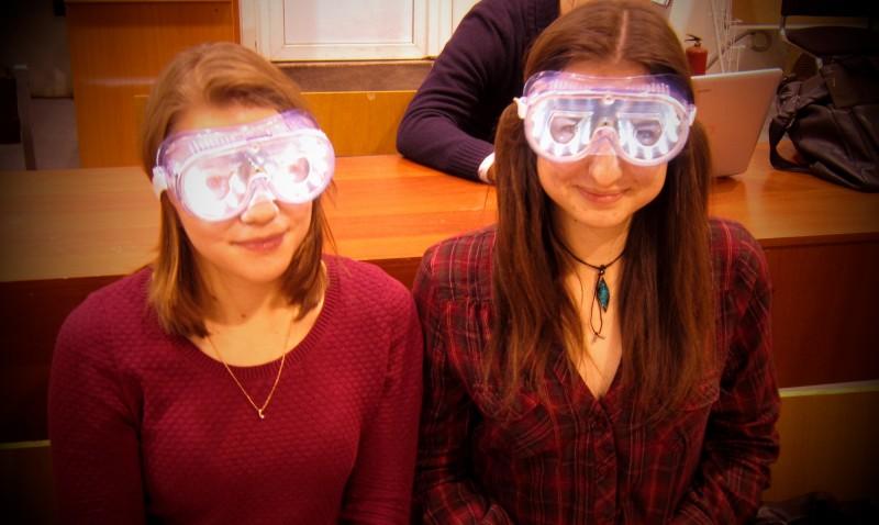 Первый мастер класс по необычным очкам (4)