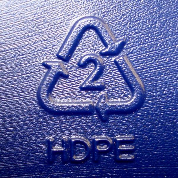 HDPE-2-Symbol-On-Plastic