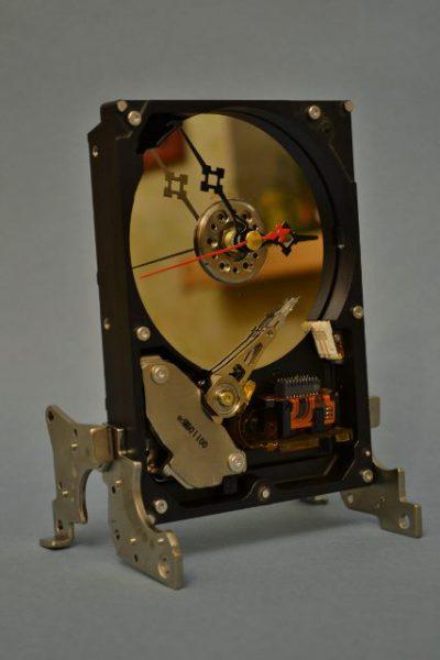 часы Жесткий диск (1) (427x640)