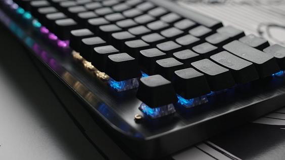 Что собою представляет механическая клавиатура