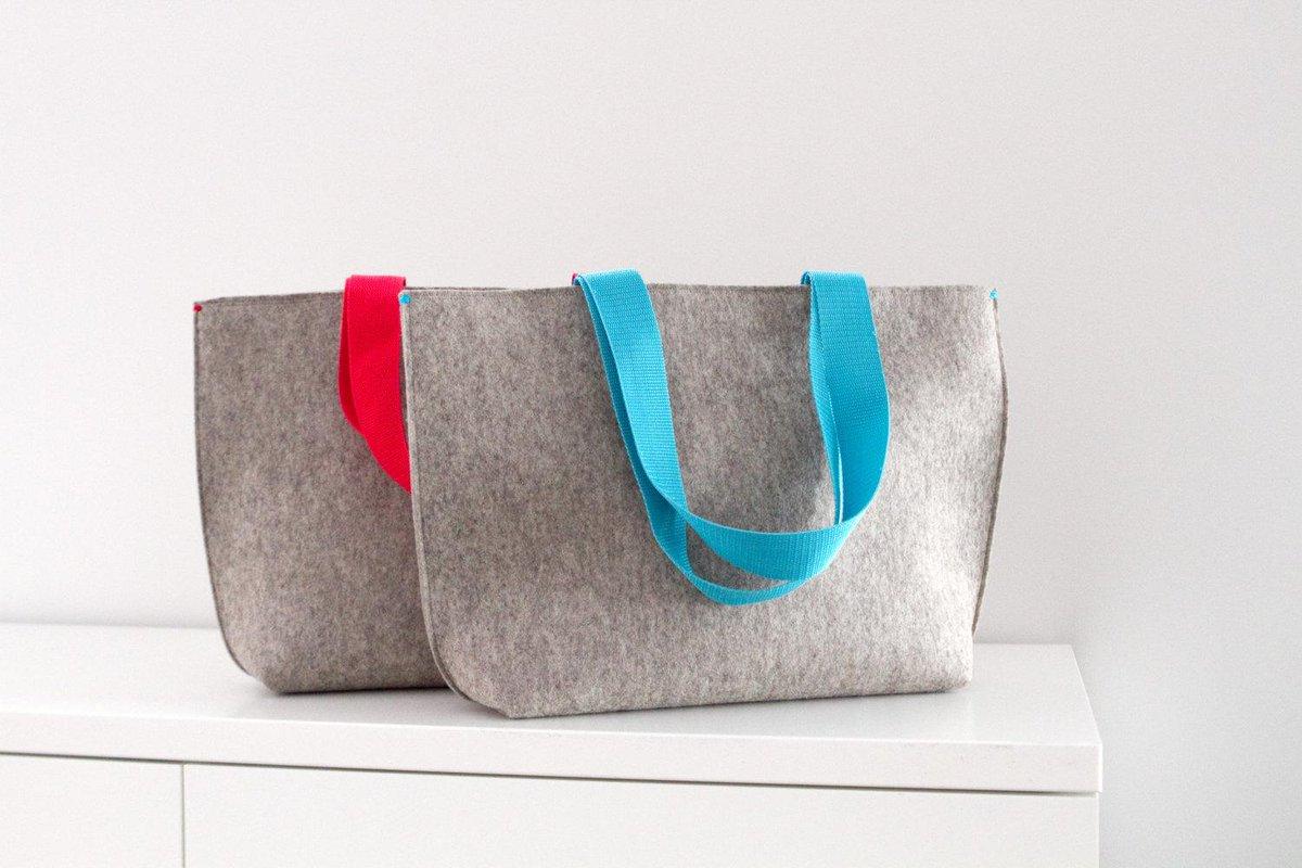 фетровая сумка своими руками