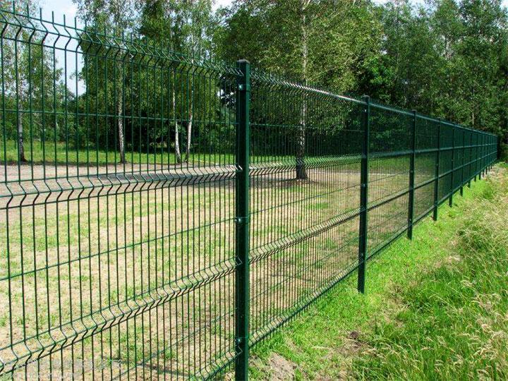 Что такое секционный забор?