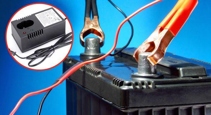 как восстановить необслуживаемый аккумулятор