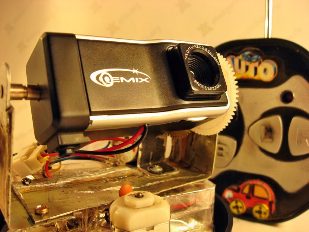 Управление камеры своими руками 579