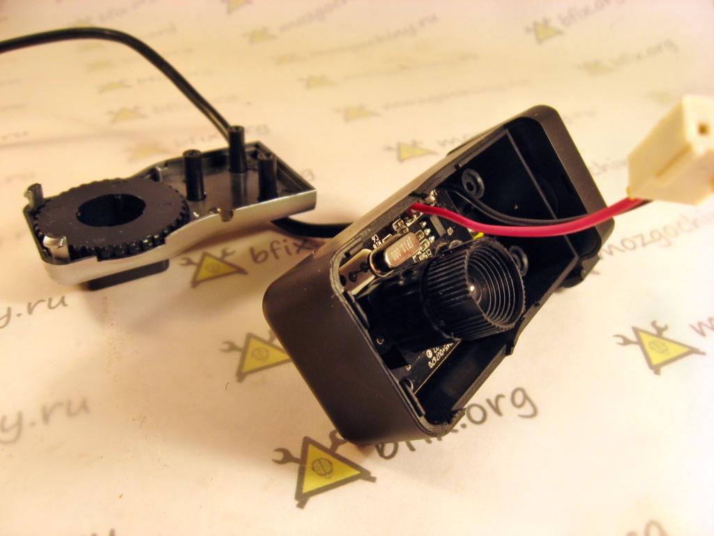 Как сделать камеру для видеонаблюдения из веб камеры 881