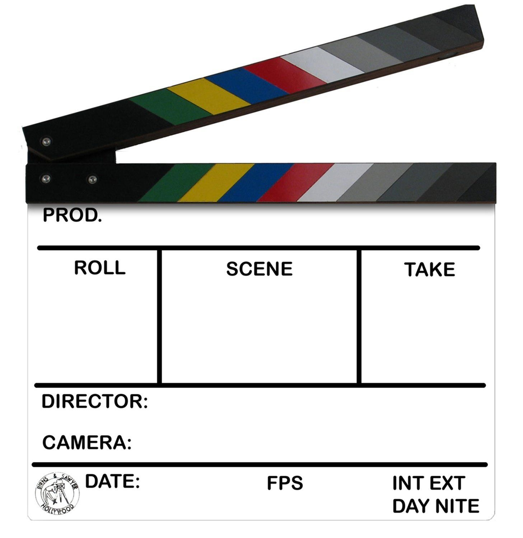 режиссерская хлопушка своими руками из картона Новым