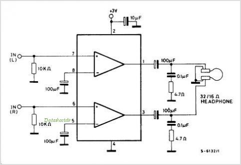 Lm386 Projects moreover Esquema De  lificador   Lm386 moreover Using A Microphone With An Arduino besides Lm317 Simple Audio Circuit likewise Opam. on lm386 datasheet