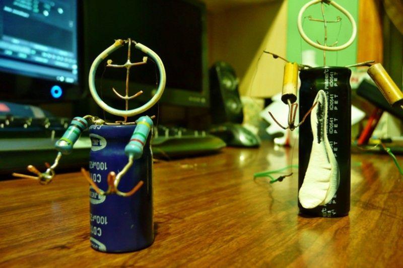 Поделки из мусора. Поделки своими руками. Коллекция от www.mozgochiny.ru_51