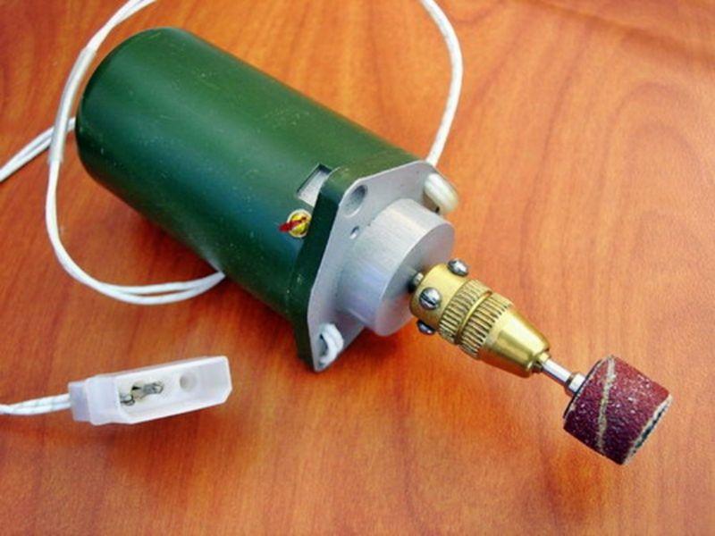 Как сделать дрель на 12 вольт