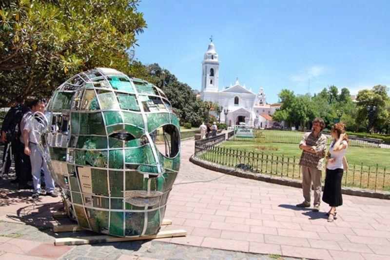 Скульптуры из мусора своими руками на  www.mozgochiny.ru   _15