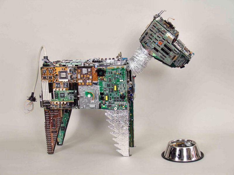 Скульптуры из мусора своими руками на  www.mozgochiny.ru   _17