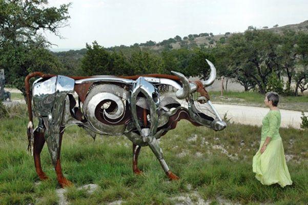 Скульптуры из мусора своими руками на  www.mozgochiny.ru   _23