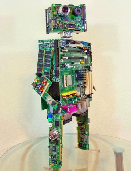 Скульптуры из мусора своими руками на  www.mozgochiny.ru   _24