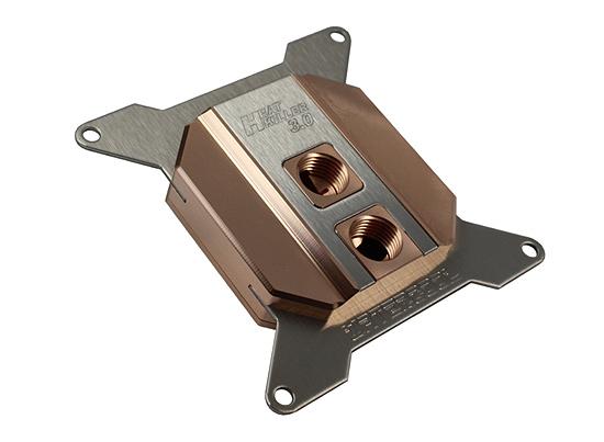 Высокоэффективный процессорный ватерблок Watercool HeatKiller 3.0 CU