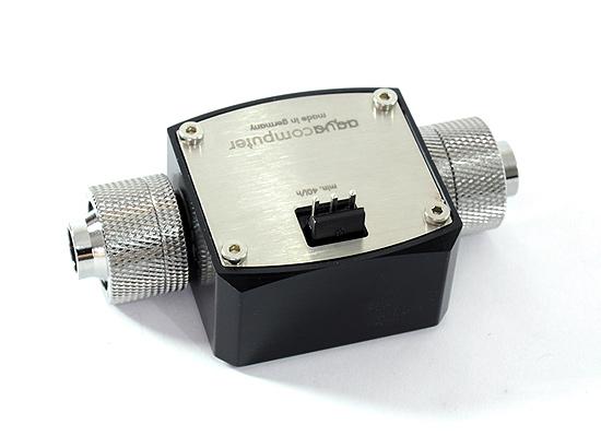 Электронный датчик потока от AquaCompute