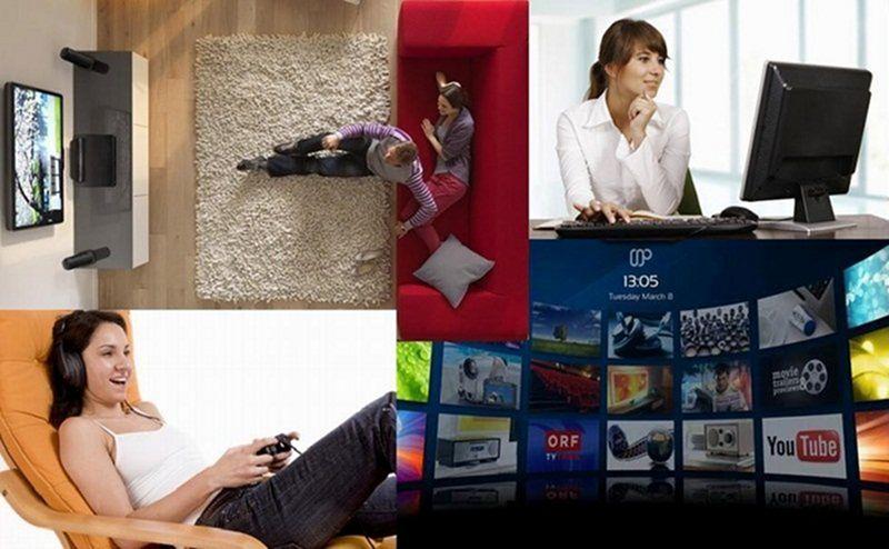 Как сделать кино на телевизор