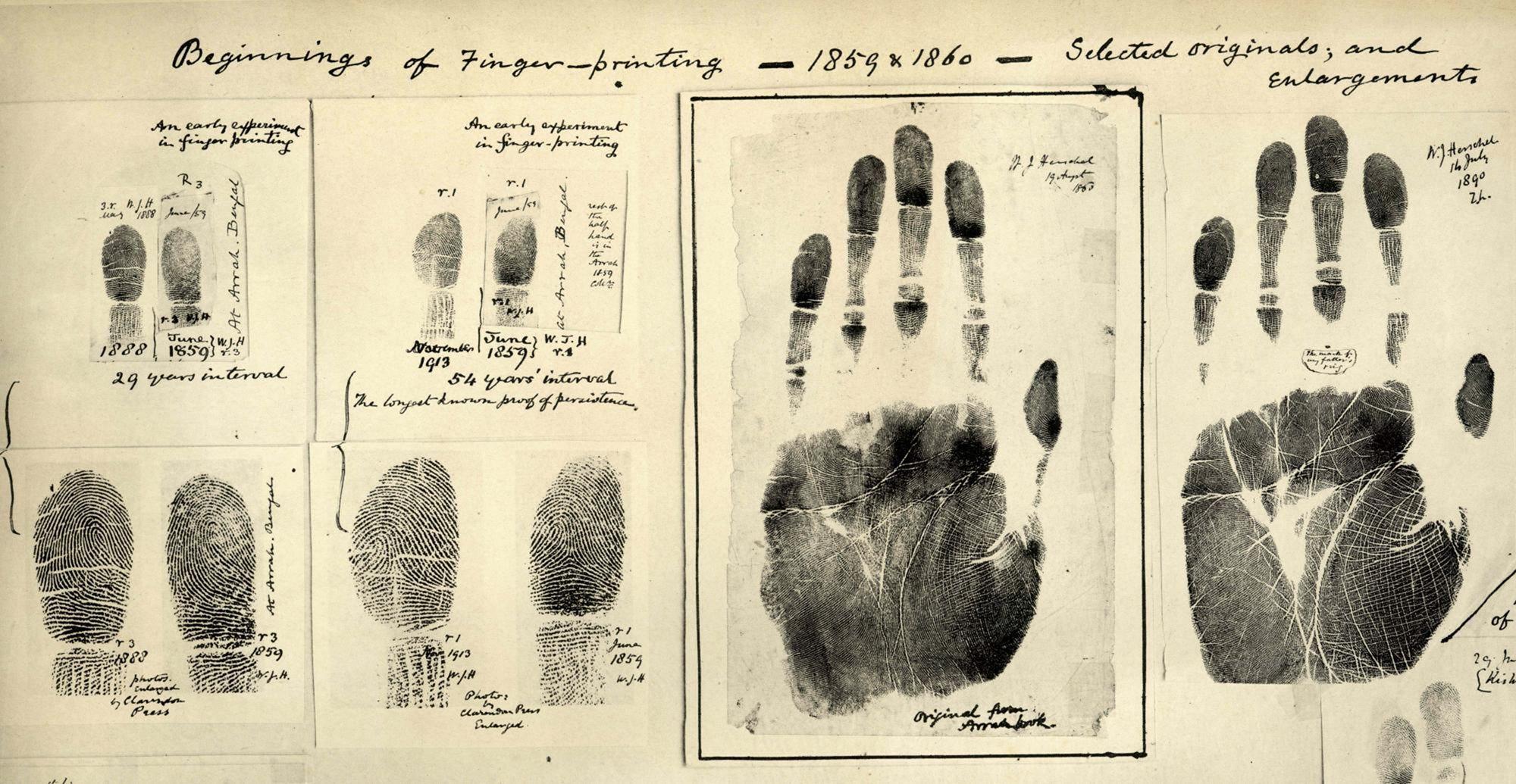 Как снять отпечатки пальцев у себя дома своими рукми