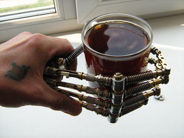Как сделать остатки киборга своими руками (Ворклог) (Фото 54)
