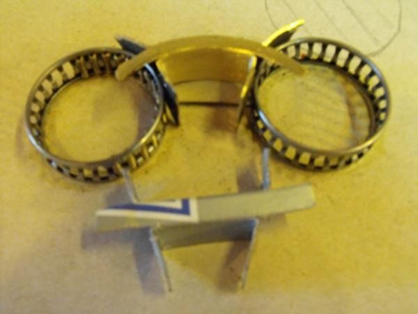 Самодельные стимпанк очки (Фото 8)