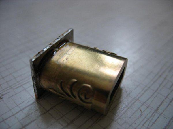 Винтажная флешка. Ч.5 Львы на колпачке. (Фото 5))