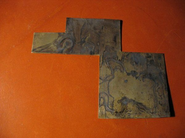 Винтажная флешка. Ч.2 Боковые элементы. (Фото 3))