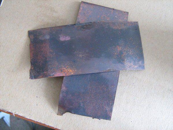 Цветок из металла (ворк) (Фото 15)