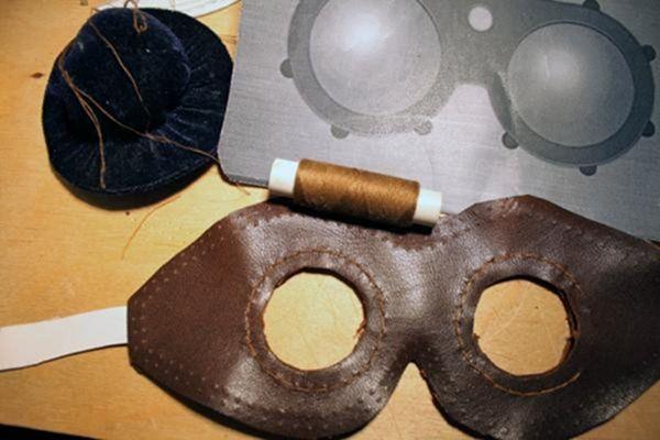 """""""Steam eyes"""" для конкурса «STEAMPUNK-VISION 3D» - Первая часть (Фото 20)"""