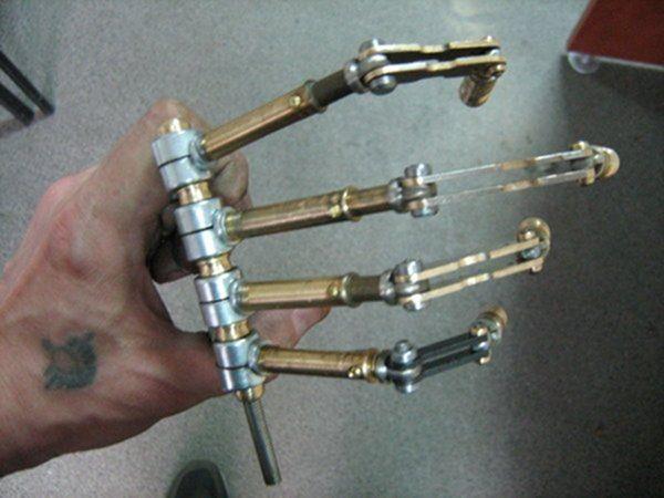 Как сделать остатки киборга своими руками (Ворклог) (Фото 33)