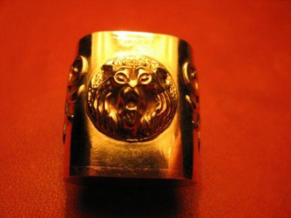 Винтажная флешка. Ч.5 Львы на колпачке. (Фото 17))