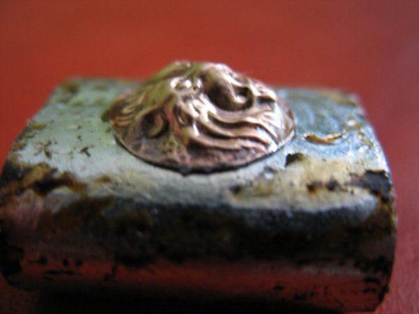 Винтажная флешка. Ч.5 Львы на колпачке. (Фото 15))