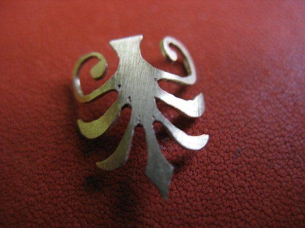Винтажная флешка. Ч.2 Боковые элементы. (Фото 12))