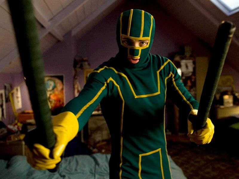 Супергерой костюмы своими руками