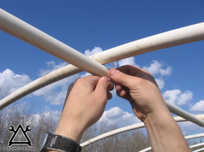 Теплица. Как сделать теплицу своими руками (www.mozgochiny.ru) - 05