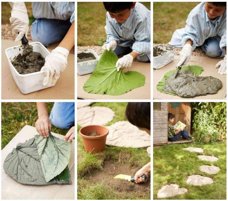 Красивые сады и огороды своими руками фото