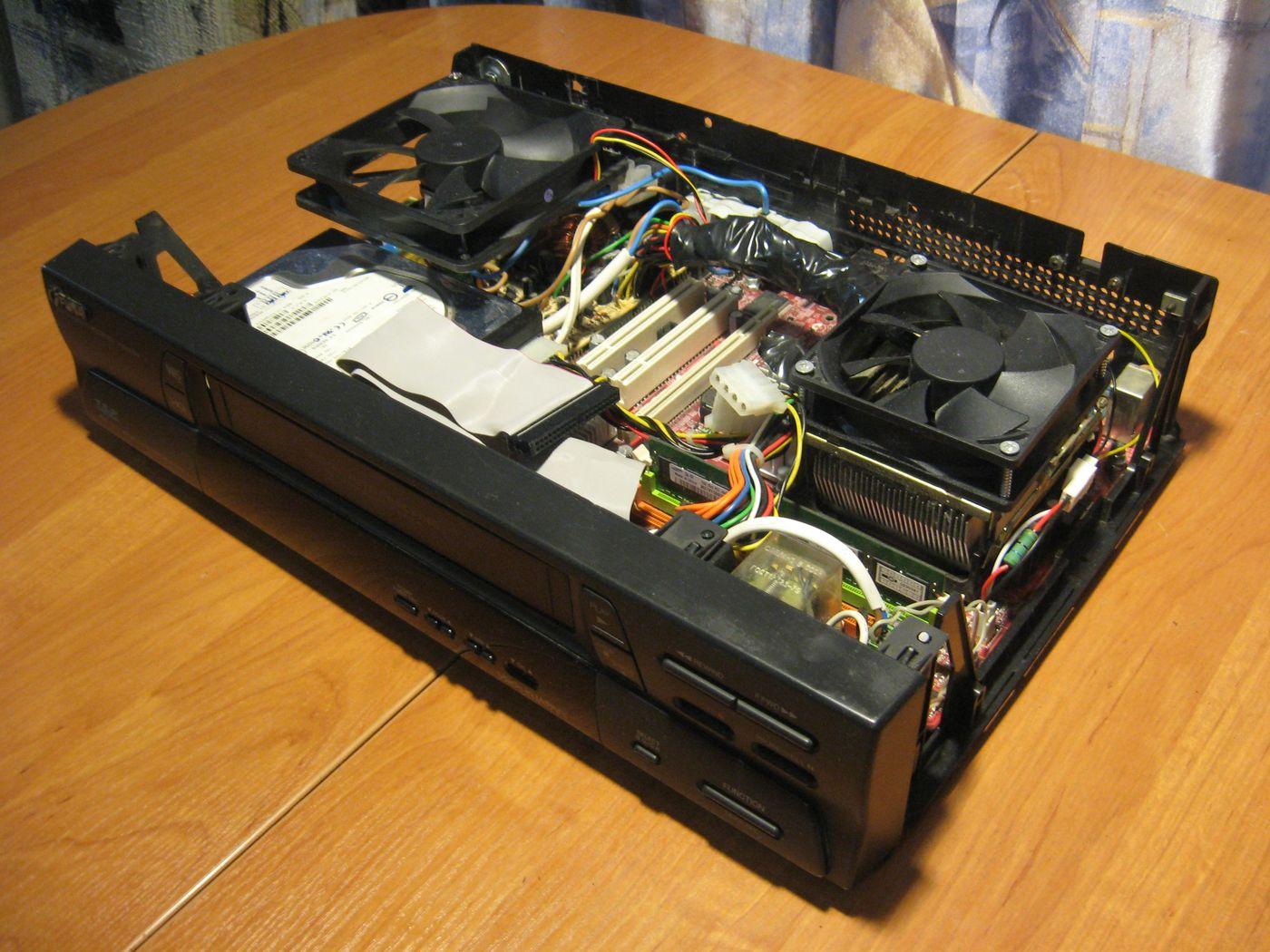 Что можно сделать из старого компьютера своими руками