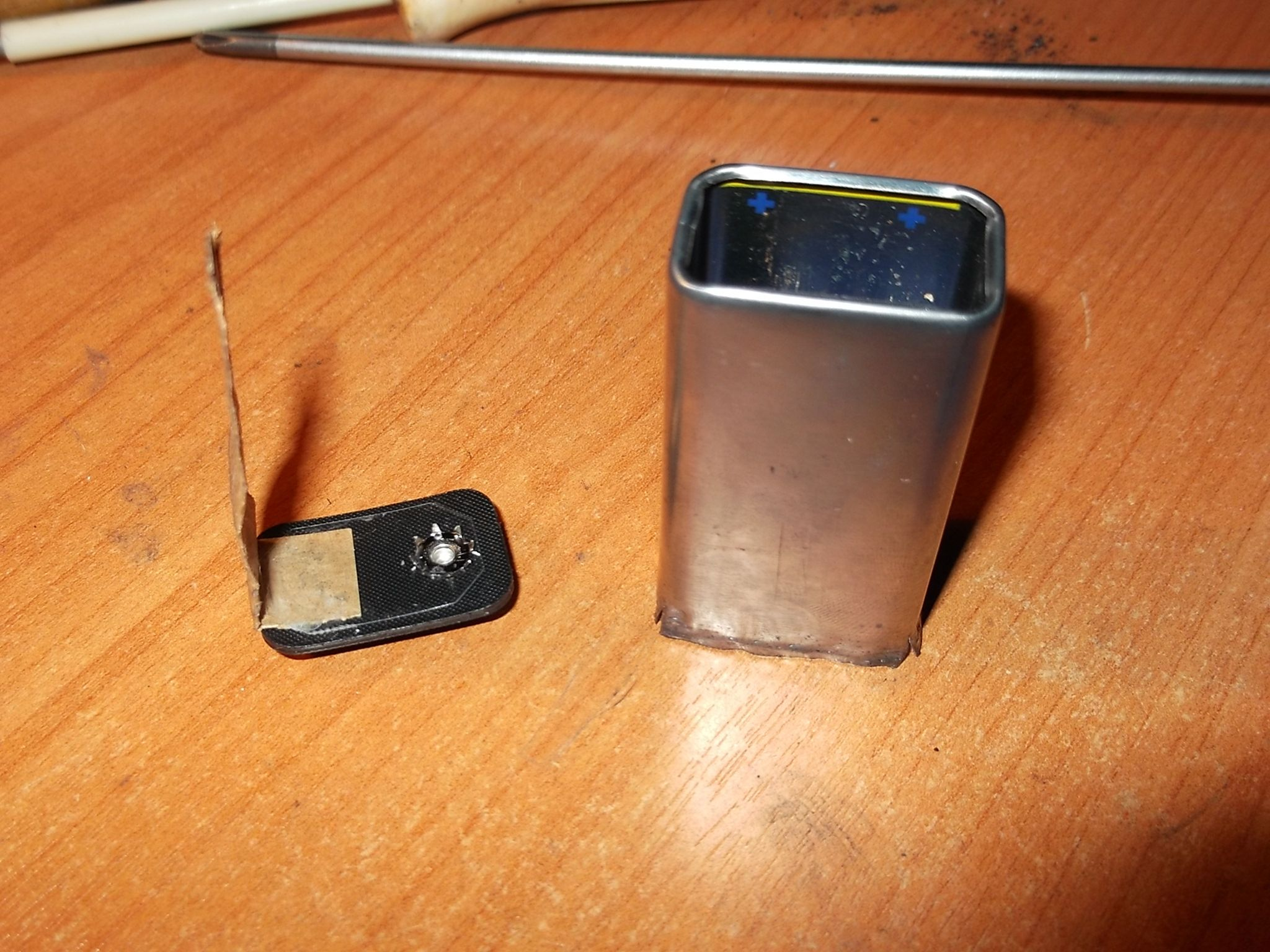 Прозвонка кабеля лампочкой и батарейкой. Как сделать прозвонку 36