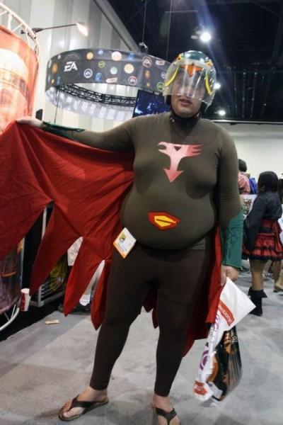 Худшие Самодельные Костюмы супергерев 028
