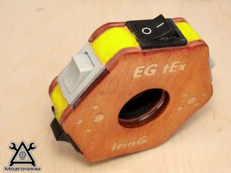 Самое бесполезное устройство 2. Щелкалка для нервных своими руками (www.mozgochiny.ru) - 05