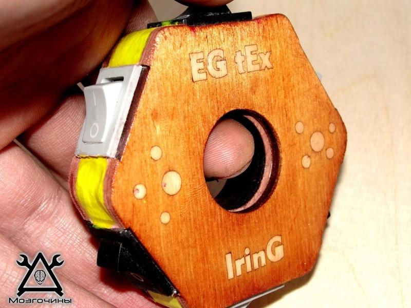 Самое бесполезное устройство 2. Щелкалка для нервных своими руками (www.mozgochiny.ru) - 06